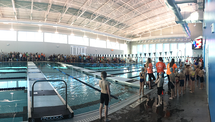 yota capital classic swim meet